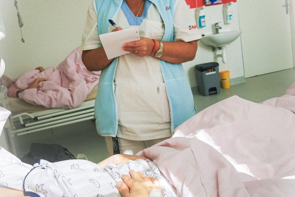 V OBRAZOCH: Nutričná terapeutka zvolenskej nemocnice Ľubomíra Fraňová