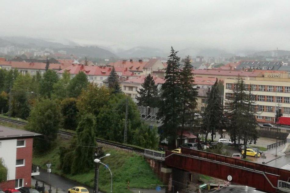 V OBRAZOCH: Bystrický most opäť uzavrú