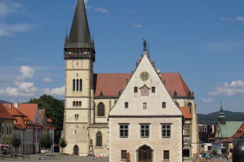 Obrazom: Bardejov, jedno z najkrajších miest na Slovensku