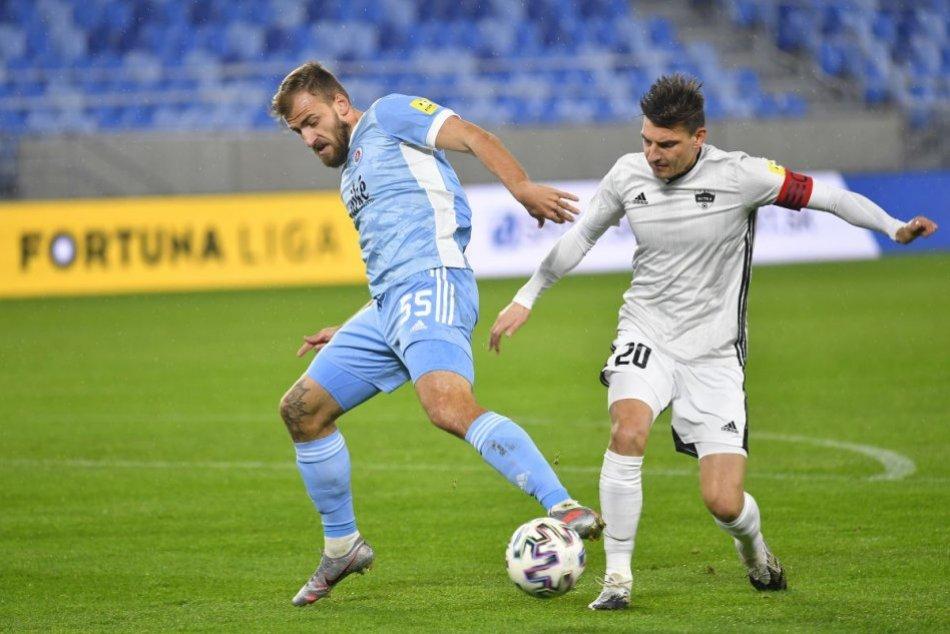 12. kolo: ŠK Slovan Bratislava - FC Nitra