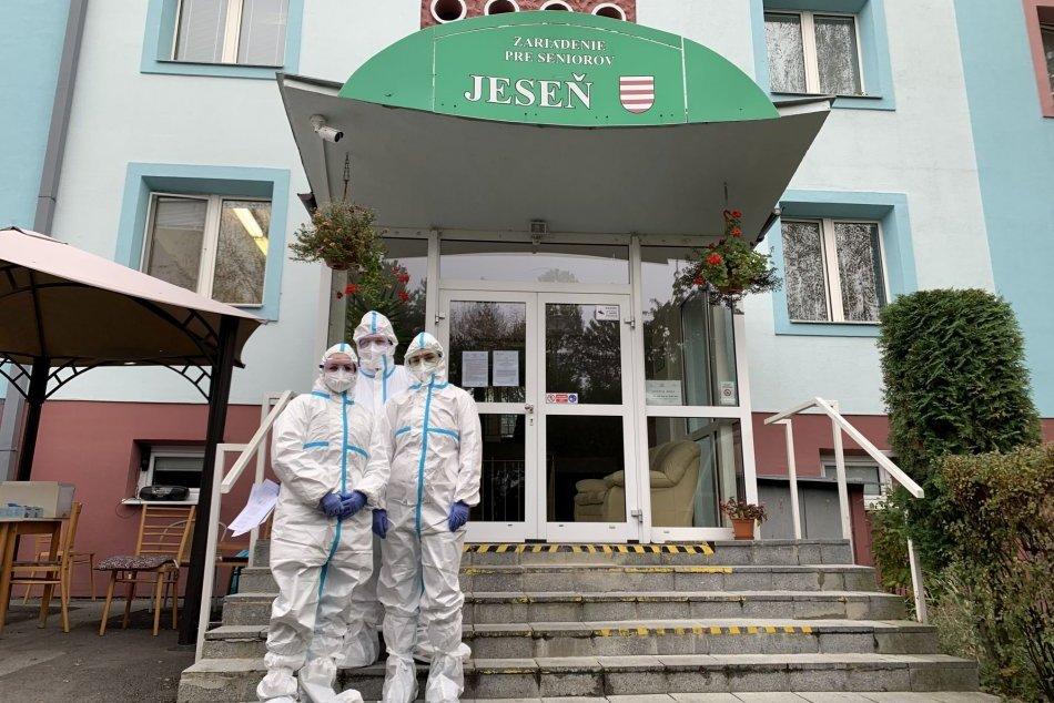 V OBRAZOCH: Bystrica je pripravená na druhé kolo plošného testovania