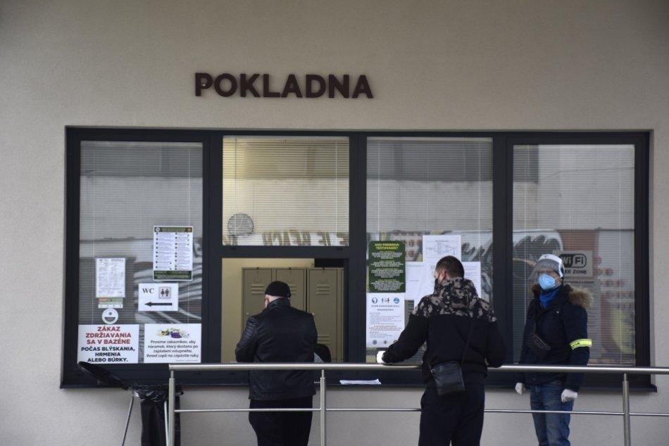 2. kolo plošného testovania na Slovensku (7. 11.- 8. 11. 2020)