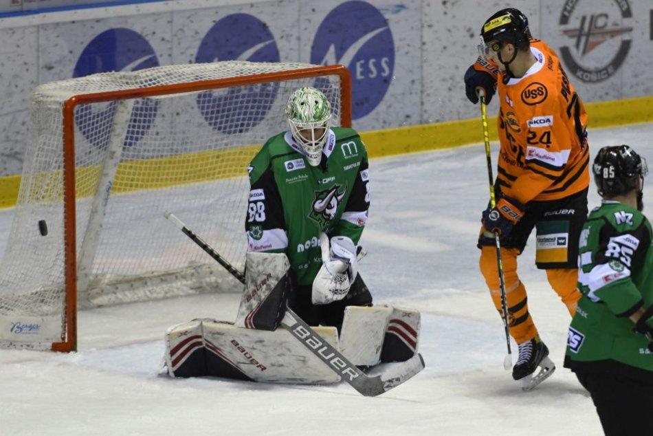 HC Košice - HC Nové Zámky 4:3 pp a sn v 11. kole