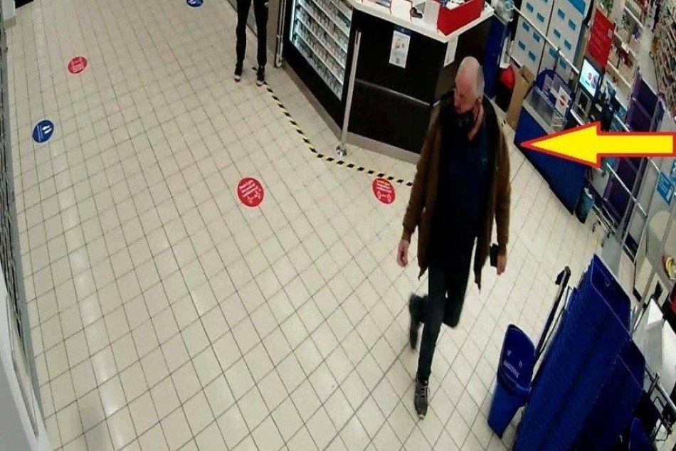 OBRAZOM: Dubnickí policajti pátrajú po tomto mužovi
