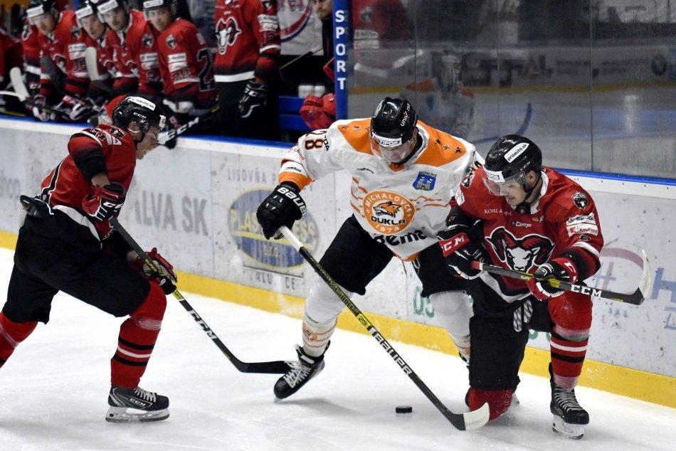 V OBRAZOCH: HK Dukla Ingema Michalovce – HC 05 Banská Bystrica