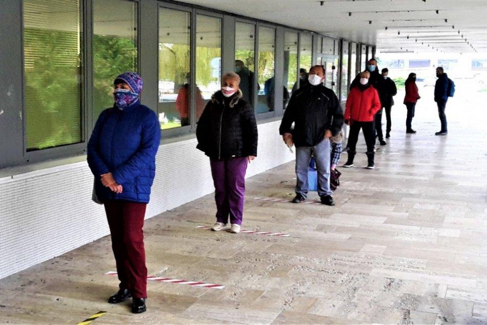OBRAZOM: Otvorili bezplatné testovacie miesto v Považskej Bystrici