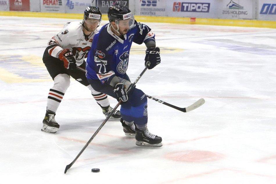 V OBRAZOCH: HC 05 Banská Bystrica - HK Poprad