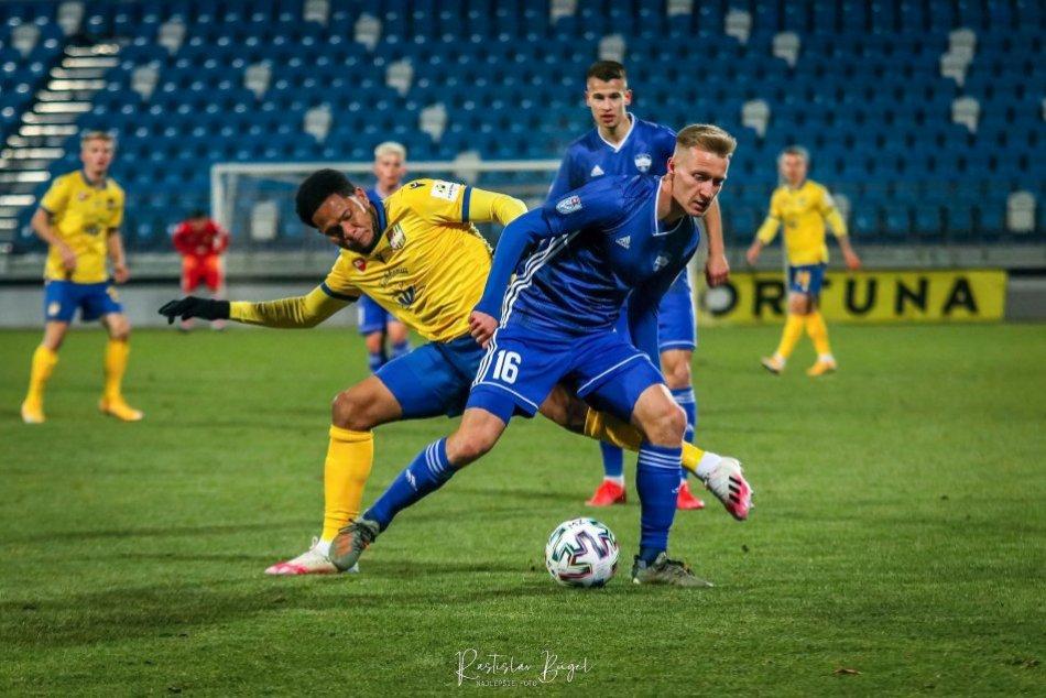 FC Nitra - DAC Dunajská Streda 0:1 v 14. kole
