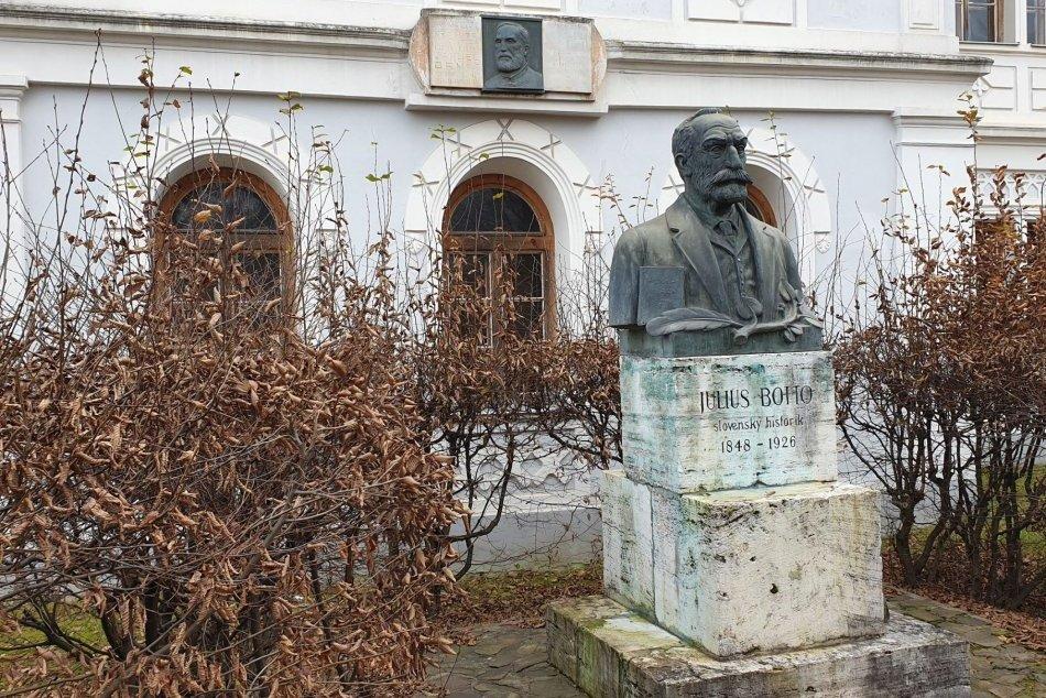 V OBRAZOCH: Budova bývalého gymnázia v Revúcej bude múzeom