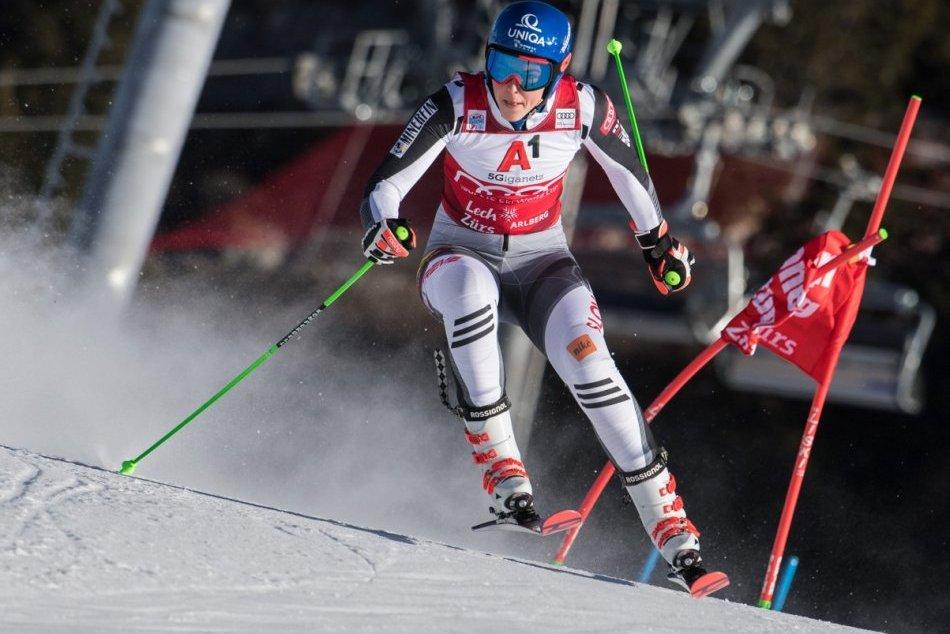 Obrazom: Famózna Petra Vlhová vyhrala paralelný slalom