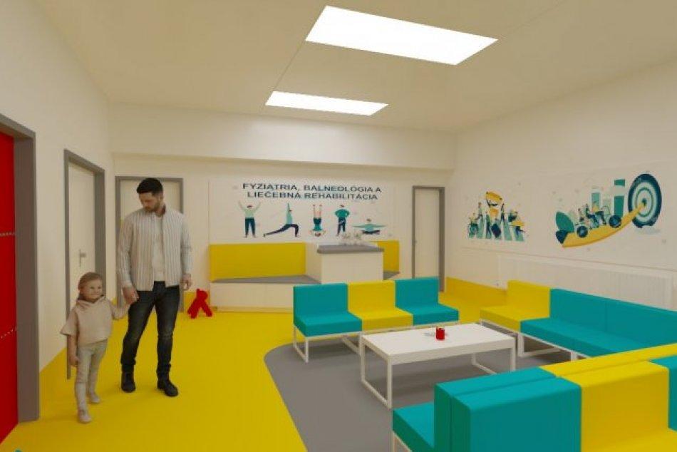 V OBRAZOCH: Pracovisko rehabilitácie po rekonštrukcii
