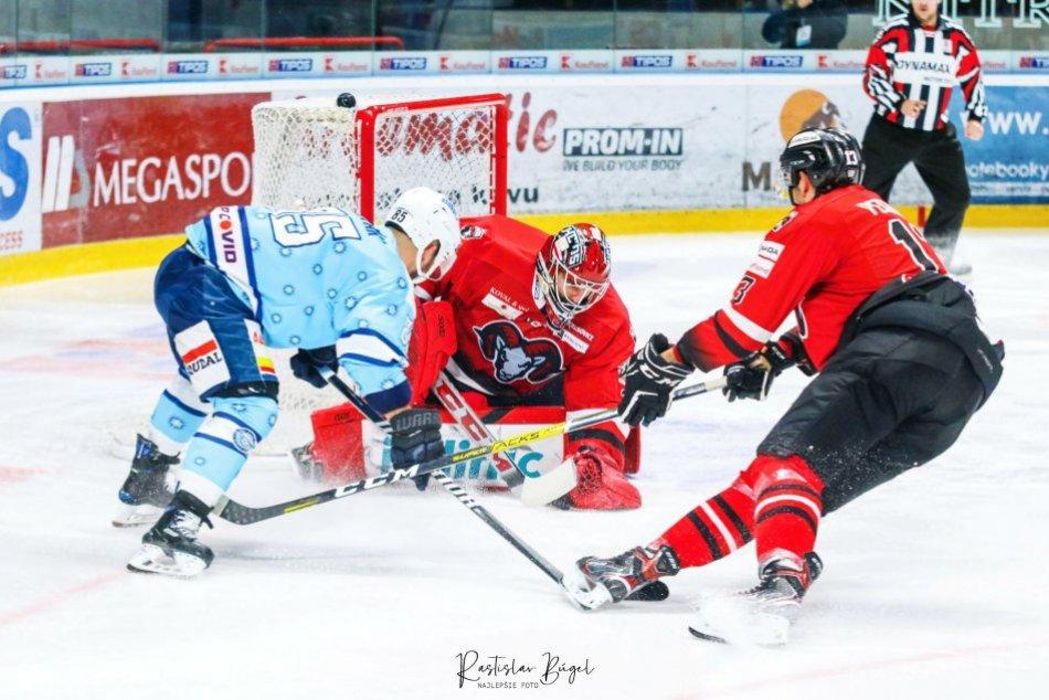 HK Nitra - HC 05 Banská Bystrica 2:1 pp