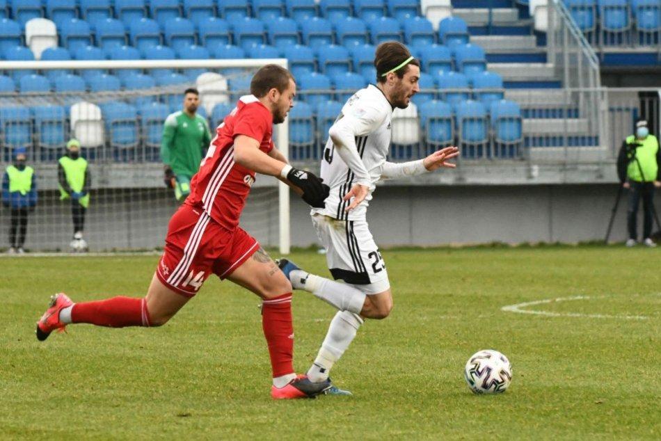 FC Nitra - AS Trenčín 1:2 v 18. kole