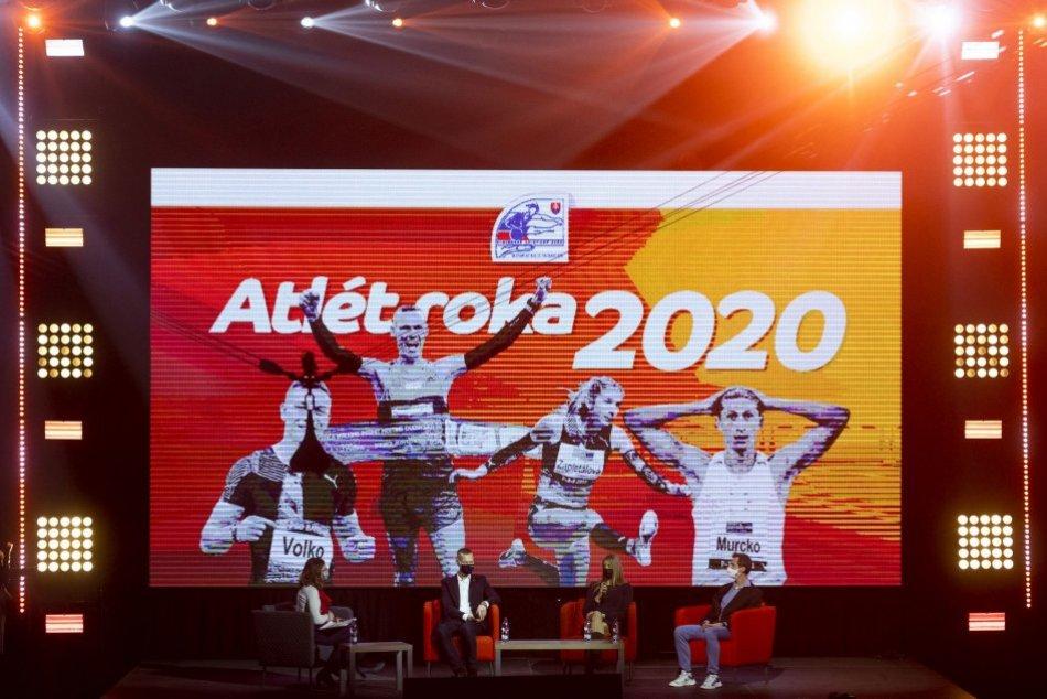 Atlét roka 2020