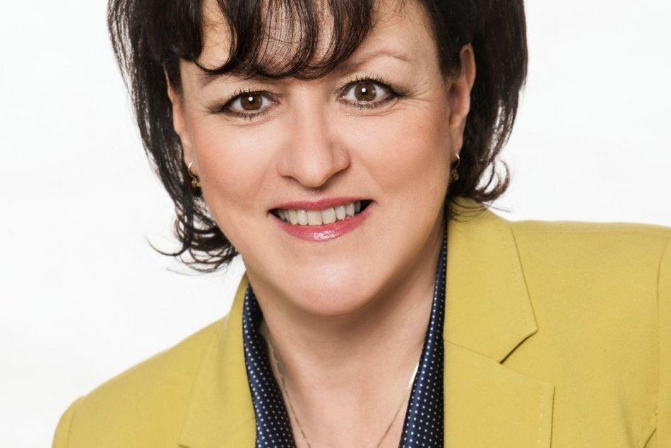 Zvolenská primátorka Lenka Balkovičová