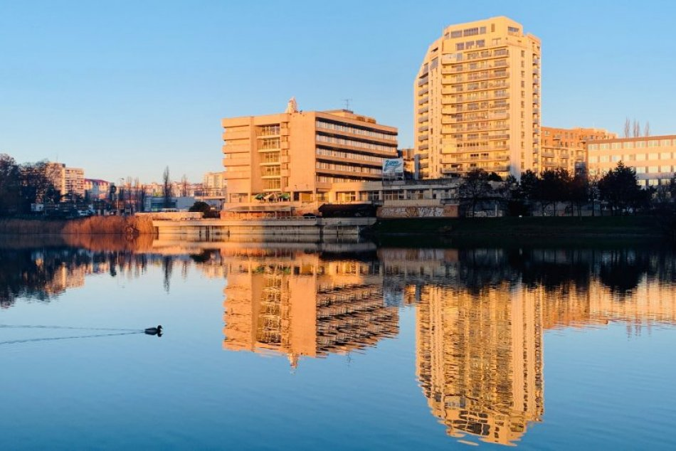 BRATISLAVA V OBRAZOCH: Na hlavné mesto doľahlo slnko hneď z rána!
