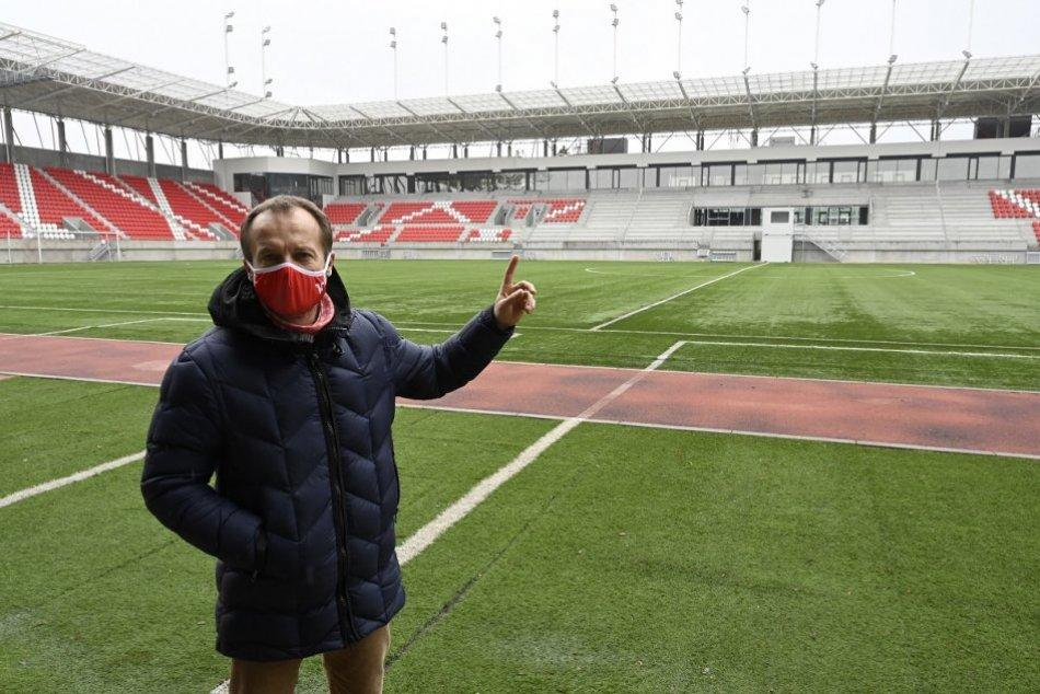 OBRAZOM: Štart zimnej prípravy klubu AS Trenčín