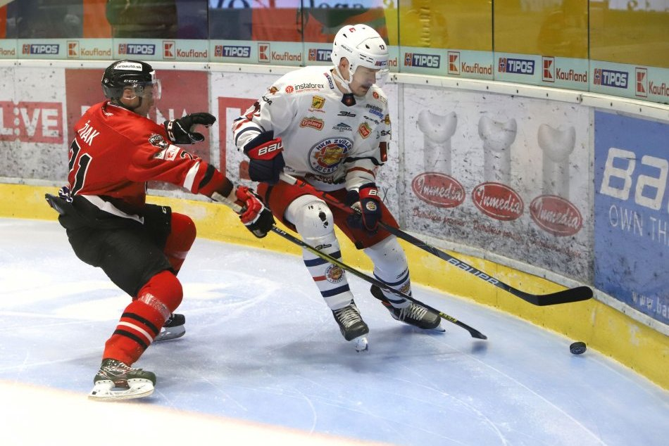 V OBRAZOCH: Pohronské derby HC'05 Banská Bystrica - HKM Zvolen