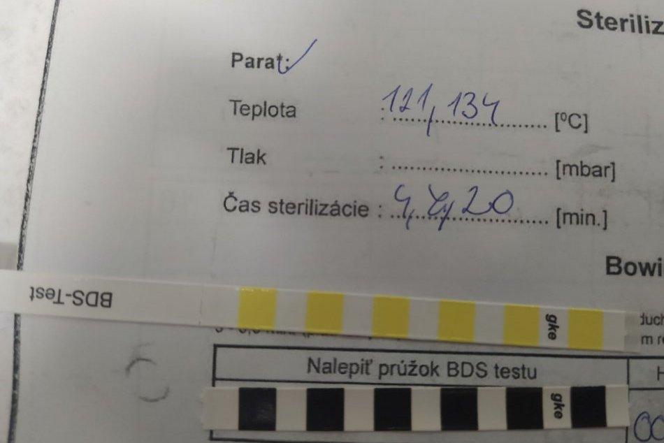 V OBRAZOCH: Centrálna sterilizácia Nemocnice AGEL Zvolen