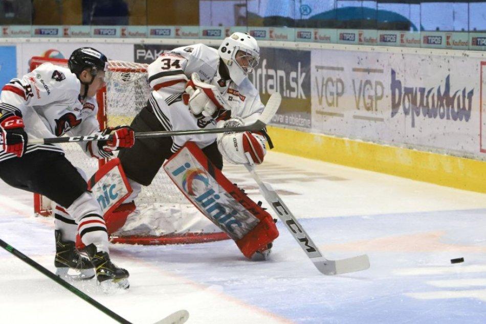 V OBRAZOCH: HC'05 Banská Bystrica - MHk 32 Liptovský Mikuláš