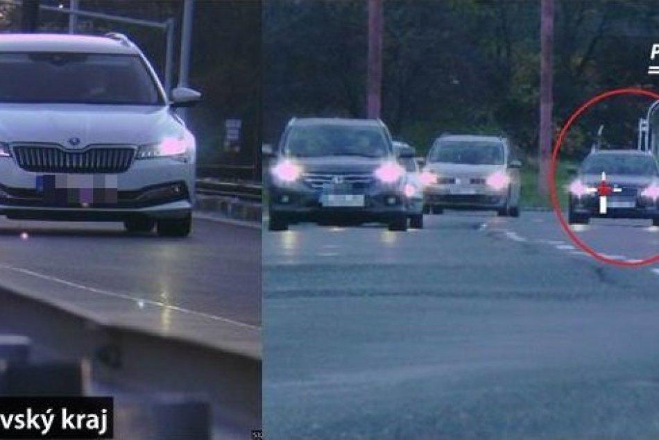 Bratislavskí vodiči si mestské cesty pomýlili s diaľnicou