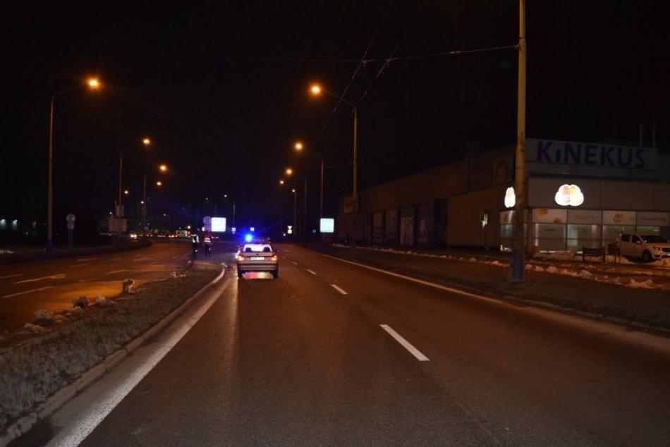 Obrazom: Polícia hľadá svedkov dopravnej nehody