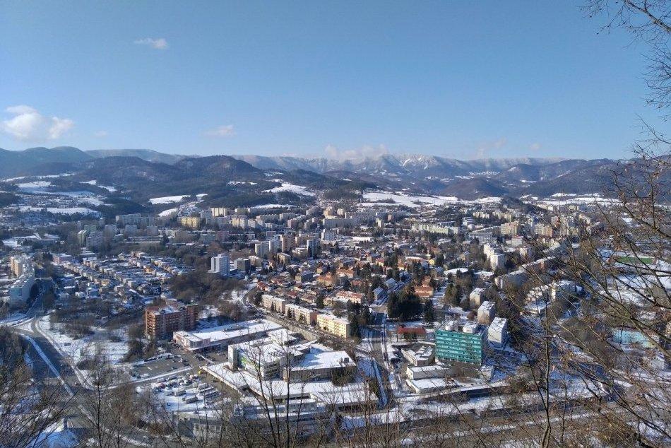 V OBRAZOCH: 7 miest, odkiaľ je najkrajší výhľad na Bystricu