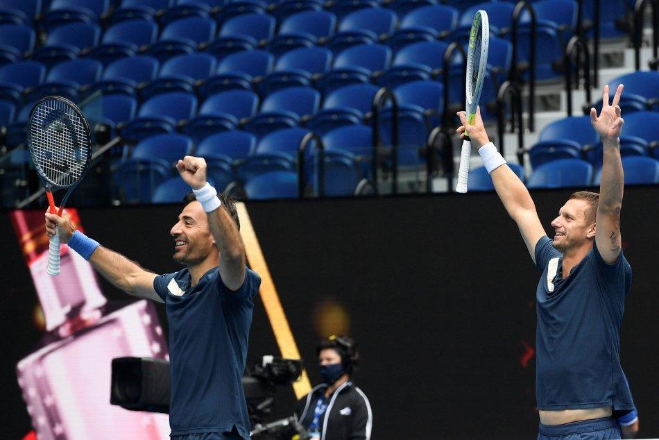 Tenista Polášek dosiahol najväčší úspech v kariére