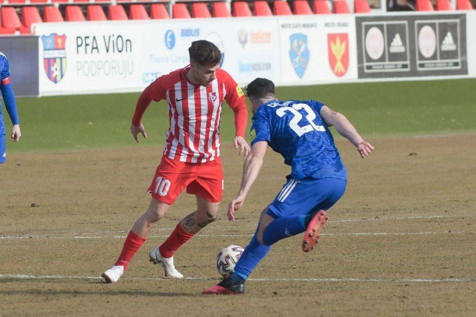 OBRAZOM: ŠKF Sereď - FC Nitra v dohrávke 19. kola
