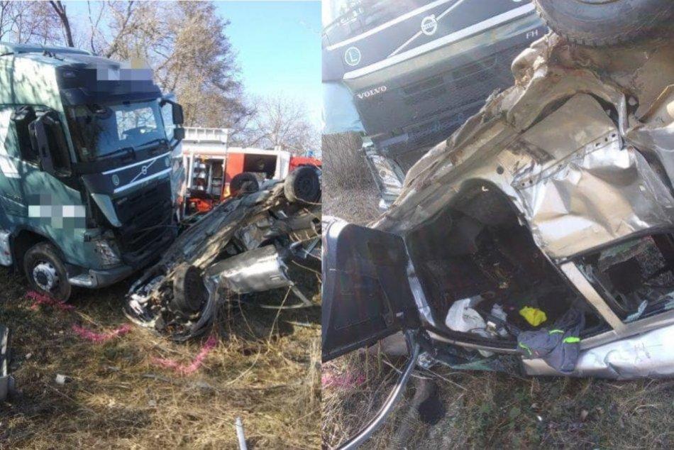Tragická nehoda v Jacovciach