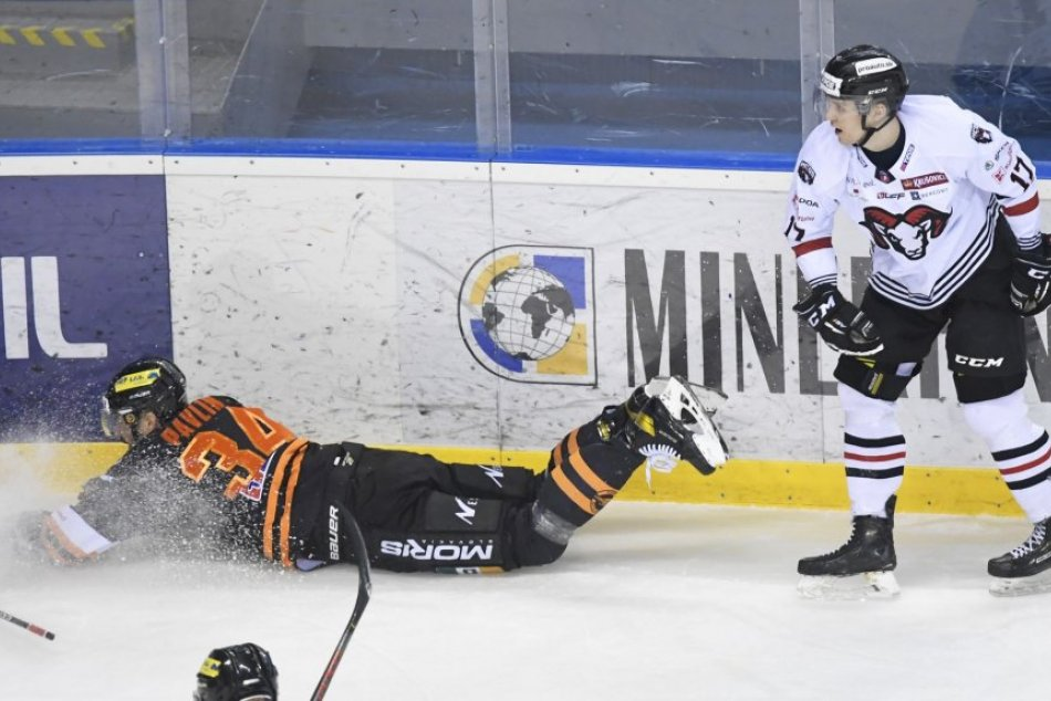 V OBRAZOCH: HC Košice – HC'05 Banská Bystrica