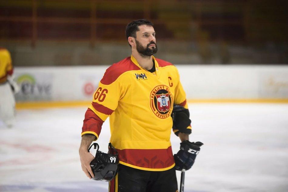 OBRAZOM: HC Topoľčany - MHK Dubnica 2:4 v 2. štvrťfinále