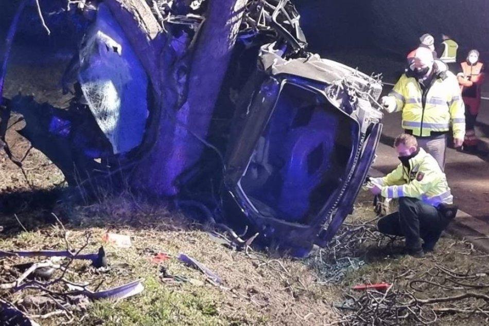 Tragická dopravná nehoda neďaleko Nitry