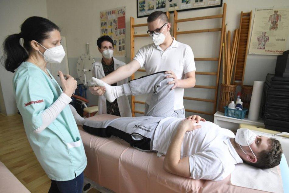 Praktická výuka na strednej zdravotníckej škole