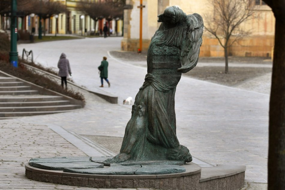 Obrazom: Výstava v Šarišskej galérii prezentuje tvorbu legendárneho Prešovčana