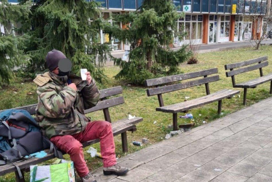 V OBRAZOCH: Mestská polícia v Banskej Bystrici pokračuje s prevenciou