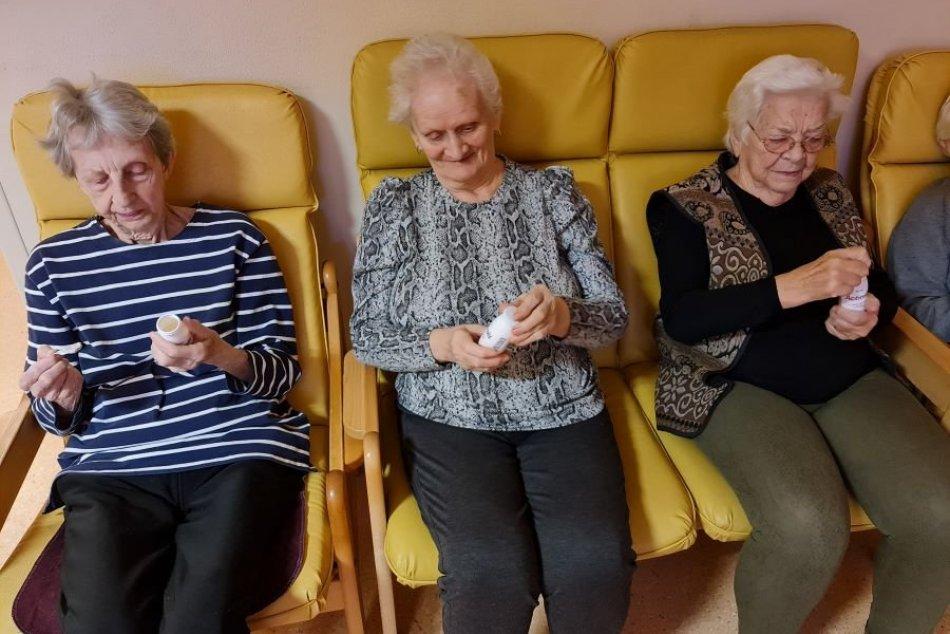 Pekné gesto Danone: Actimel pre seniorov