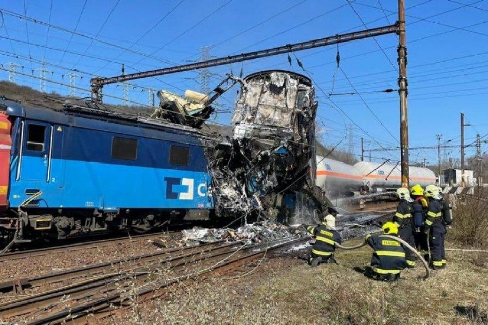 Desivá zrážka vlakov