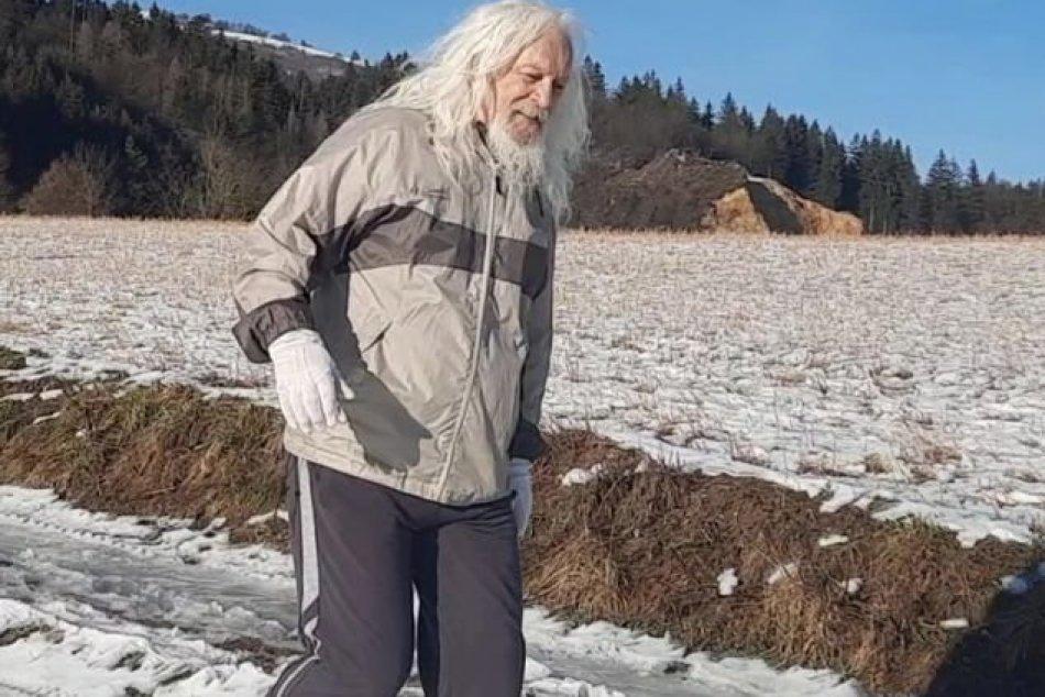 V OBRAZOCH: Bystričan Miroslav holduje športu aj v úctyhodnom veku
