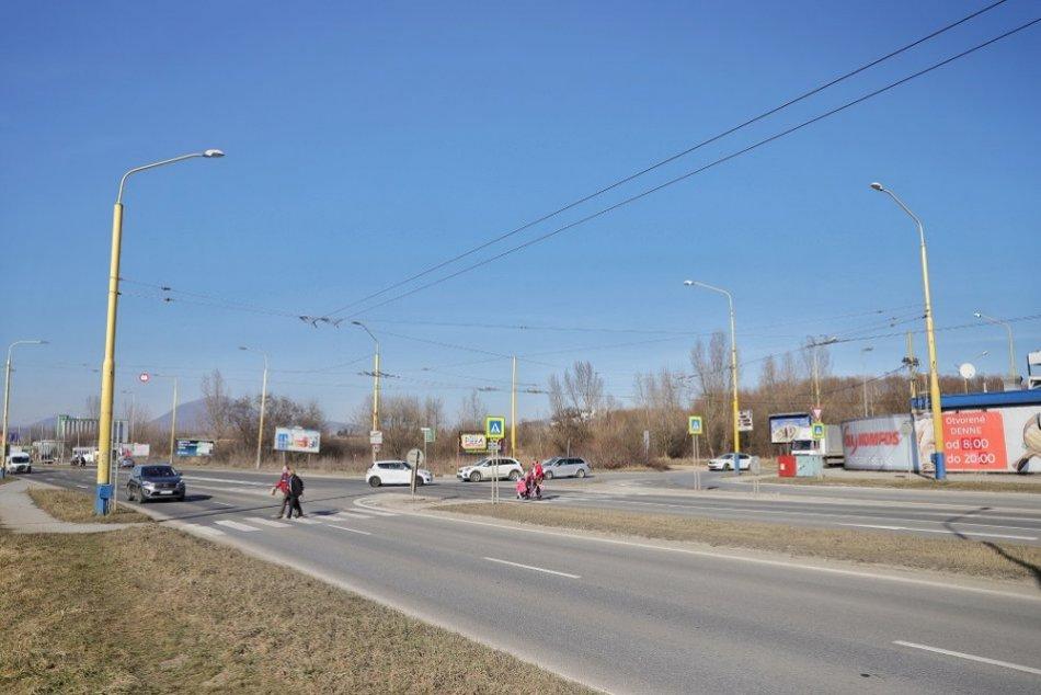 Obrazom: Cestná svetelná signalizácia na Sekčove prejde rekonštrukciou