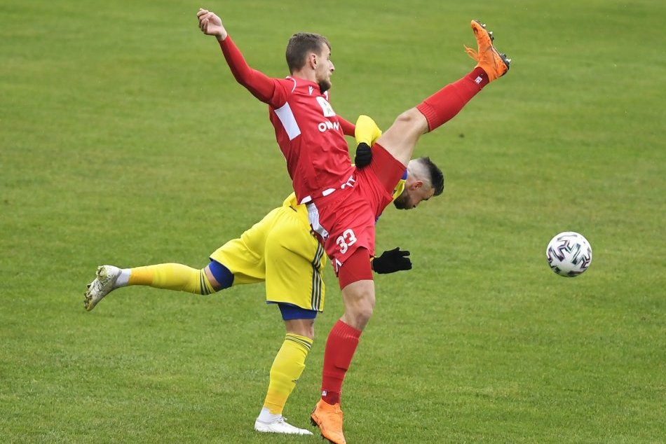 OBRAZOM: FC Košice - AS Trenčín 3:0 vo štvrťfinále Slovenského pohára
