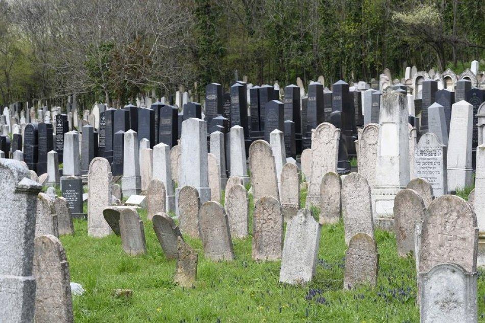 Vzácny nález na židovskom cintoríne v Bratislave