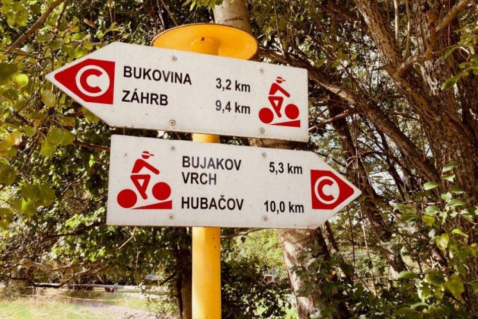 Banskobystrický kraj zverejnil pasport cykloturistických trás