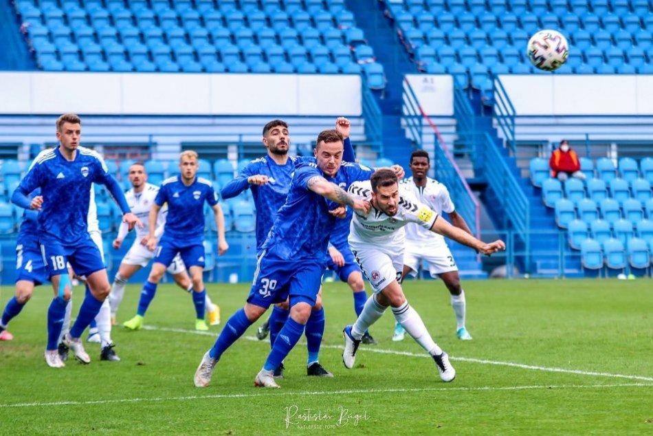 FC Nitra - FK Senica 0:3 v 5. kole skupiny o udržanie sa