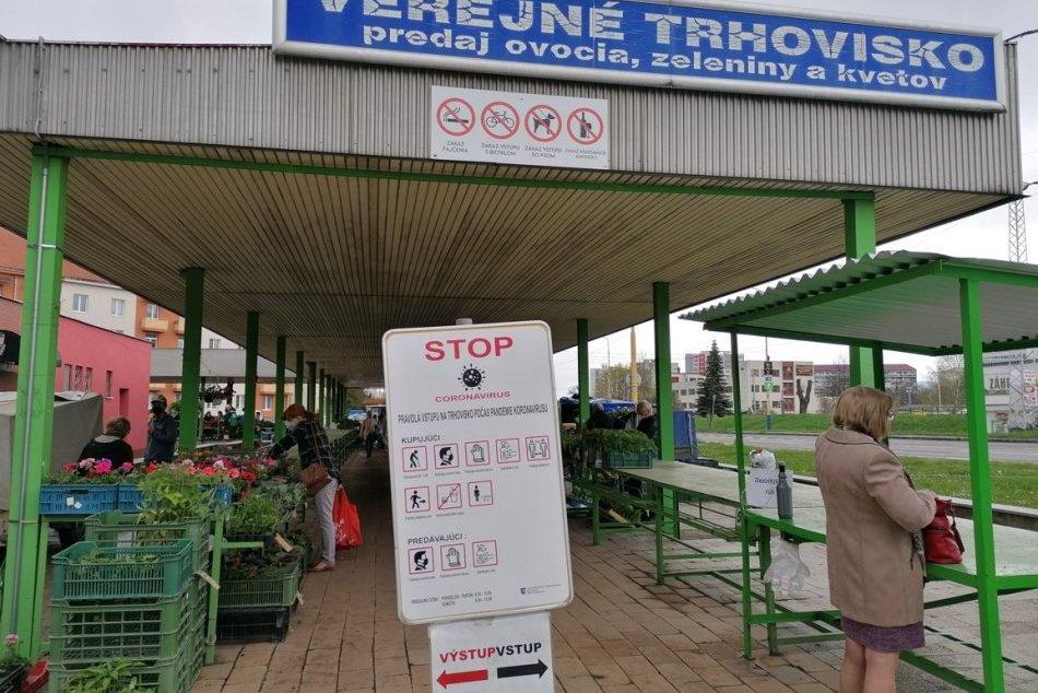 Objektívom: Otvára už aj humenské verejné trhovisko