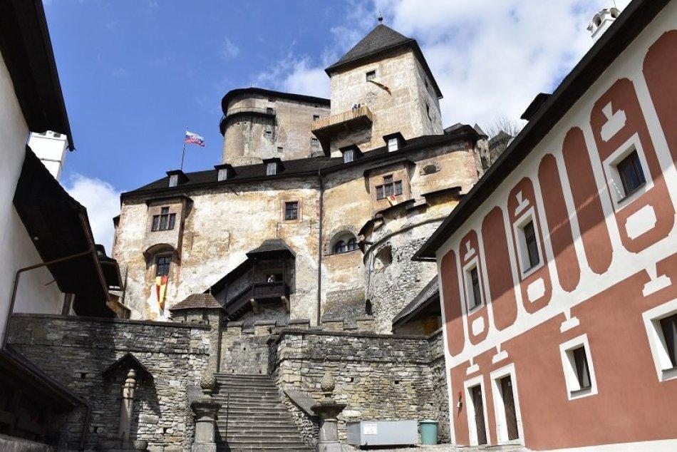 Na Oravskom hrade otvorili letnú turistickú sezónu