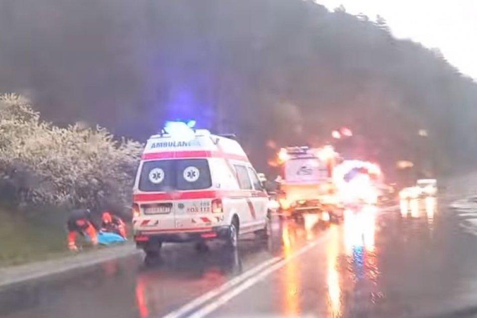V OBRAZOCH: Zábery z miesta tragickej nehody v Nemeckej