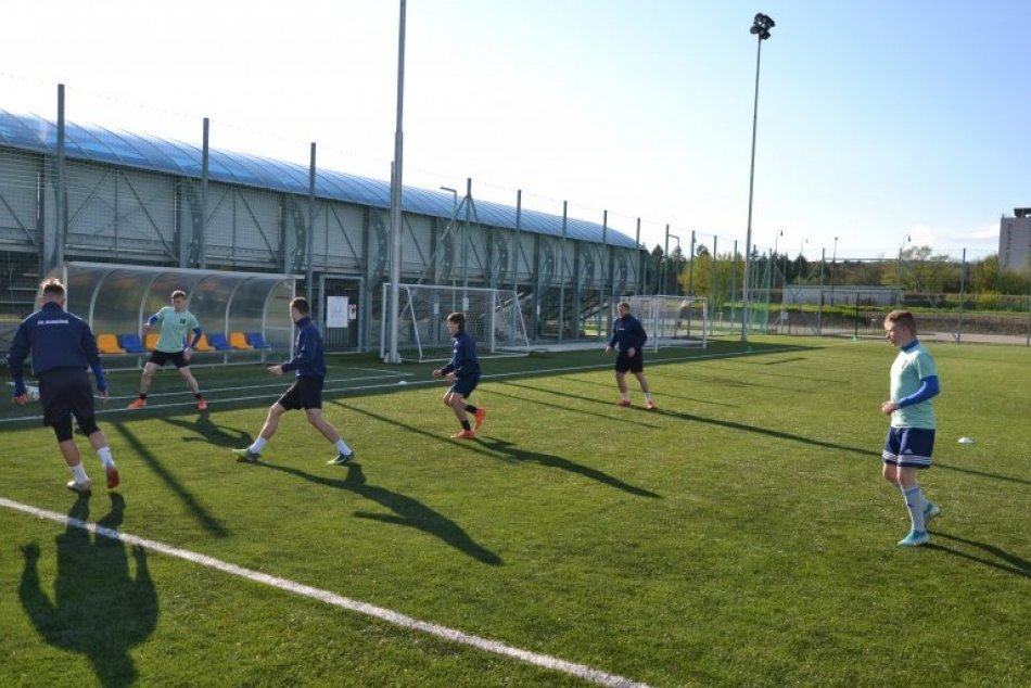 Tréning FK Humenné