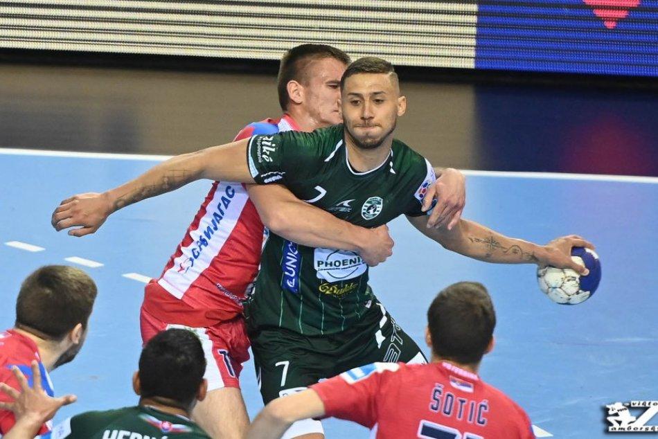 Objektívom: Hádzanári vyhrali prvý zápas osemfinále SEHA ligy