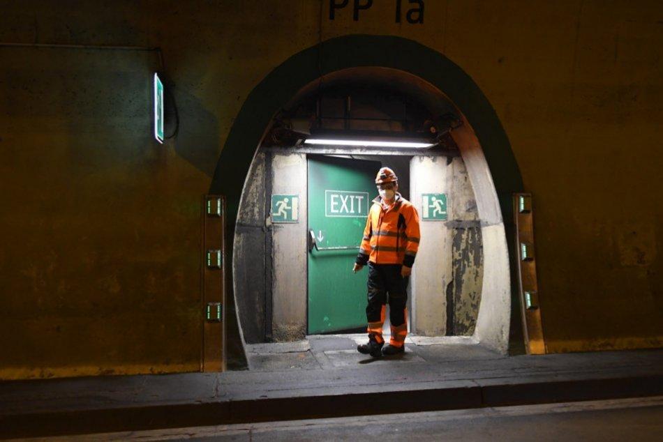 Obejktívom: Čistenie tunela Branisko v praxi
